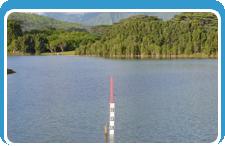 Kalihiwai Reservoir